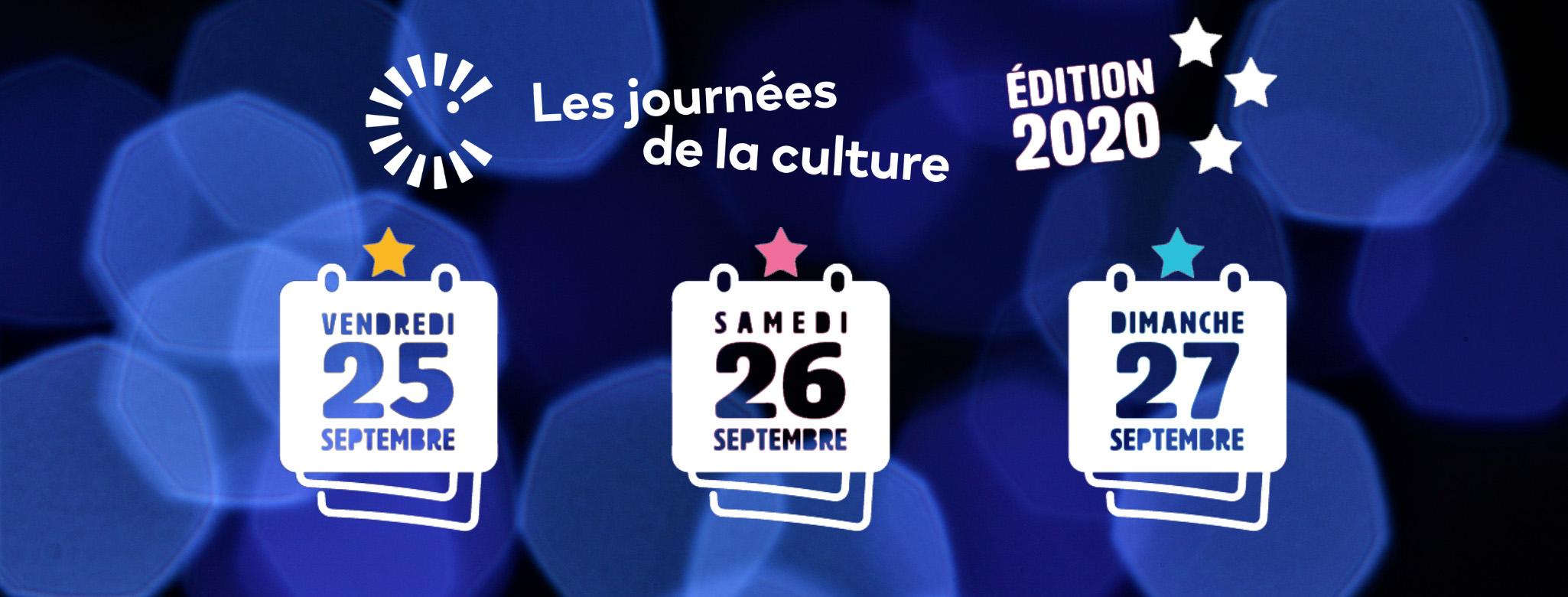 journée de la culture 2020
